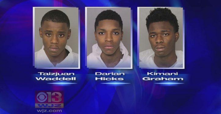 Teens accused in Baltimore carjacking crew targeting Latinos