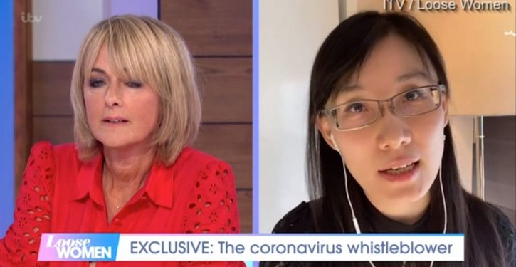 Is the COVID-19 'whistleblower' playing a devious game that advances China's agenda?