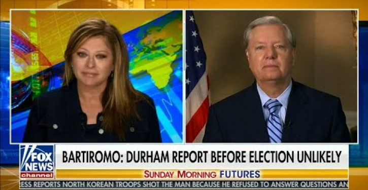 Sen. Graham questions Pelosi role in Capitol security during riot, vows to 'get to bottom' of it