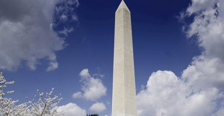 The mother of all monument topplings