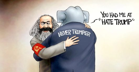 Cartoon of the Day: Odd Couple by A. F. Branco