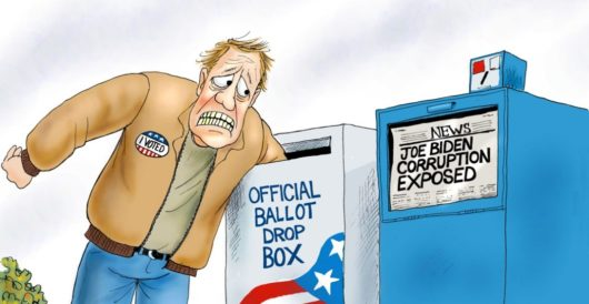 Cartoon of the Day: Buyers' remorse by A. F. Branco