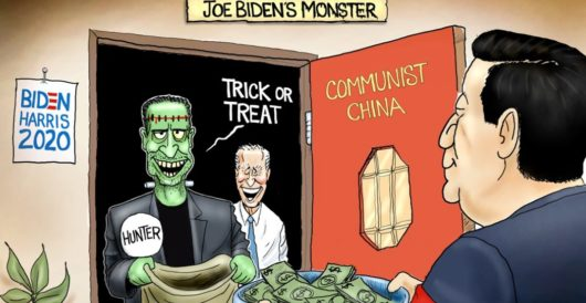 Cartoon of the Day: Creepy and Sleepy by A. F. Branco