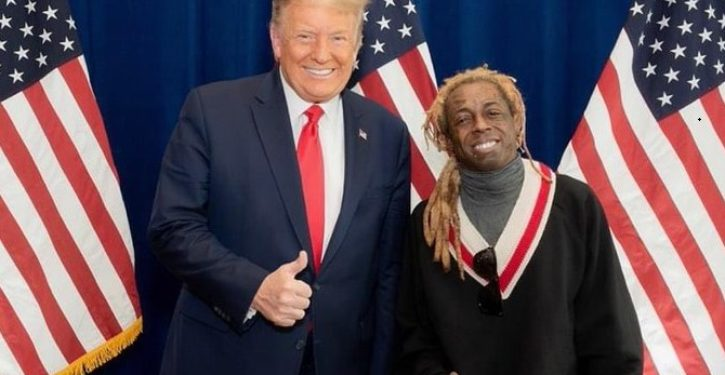 Lil Wayne's endorsement of Trump another 'kick in the nuts' to white liberals