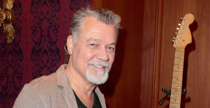 Iconic rock guitarist Eddie Van Halen passes away at 65
