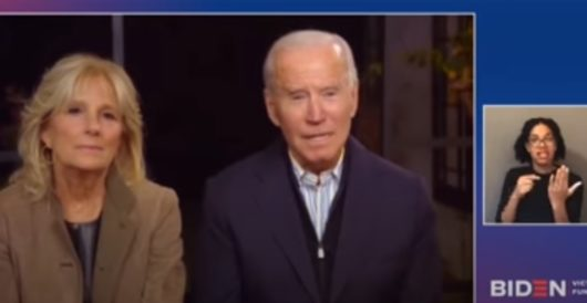 On Biden calling Trump 'George,' media have the explanation, and it's really good by LU Staff