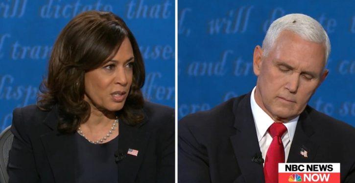 Despite Harris's claim at the debate, Joe Biden has threatened to end fracking. She has, too