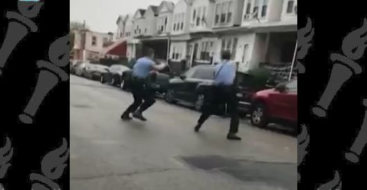 Philly under siege after latest deadly police shooting of black man armed with knife by LU Staff