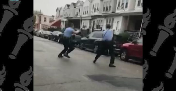 Philly under siege after latest deadly police shooting of black man armed with knife