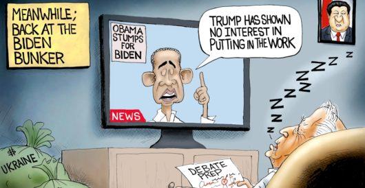Cartoon of the Day: Quid pro Joe by A. F. Branco