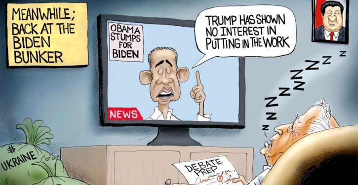 Cartoon of the Day: Quid pro Joe