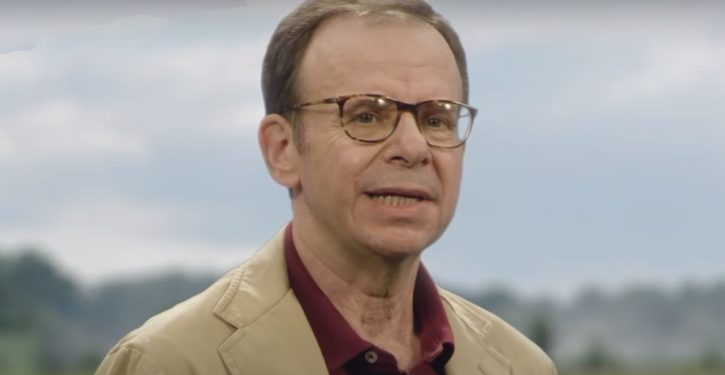 Surprise: Victim of random street attack in NYC turns out to be actor Rick Moranis