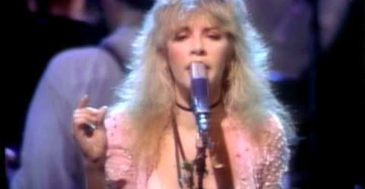 Stevie Nicks contemplates leaving Earth if Trump wins: 'I'm thinking: oh, space'