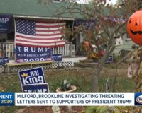Liberals threaten Trump supporters with arson if president does not concede election