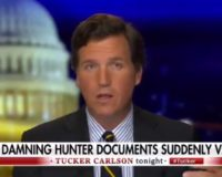 Tucker Carlson: Docs on Bidens, overnighted from N.Y., stolen from carrier en route L.A.