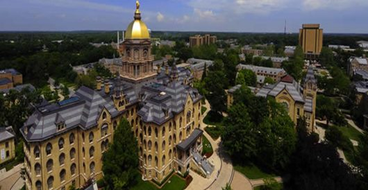 93 of Barrett's fellow faculty at Notre Dame urge her to call for halt to hearings till after election by Ben Bowles