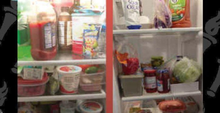 Quiz: Can you tell a 'Trump' fridge from a 'Biden' fridge?