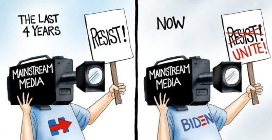 Cartoon of the Day: America's Pravda by A. F. Branco