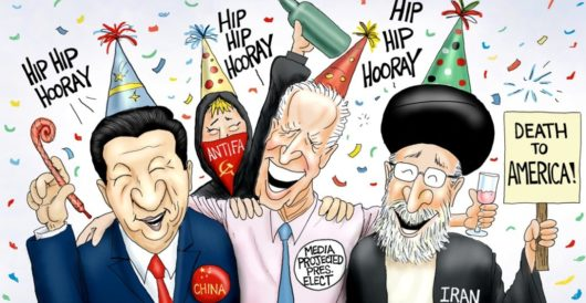 Cartoon of the Day: Let the party begin by A. F. Branco