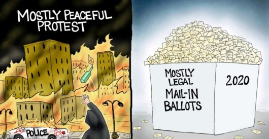 Cartoon of the Day: Mostly by A. F. Branco