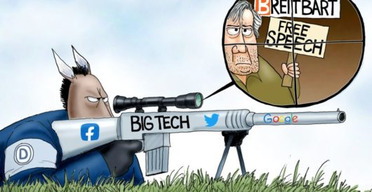 Cartoon of the Day: Ready, aim… by A. F. Branco