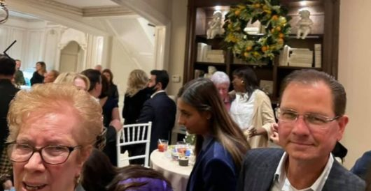 NY Dem leaders caught maskless at private party despite COVID restrictions by Daily Caller News Foundation