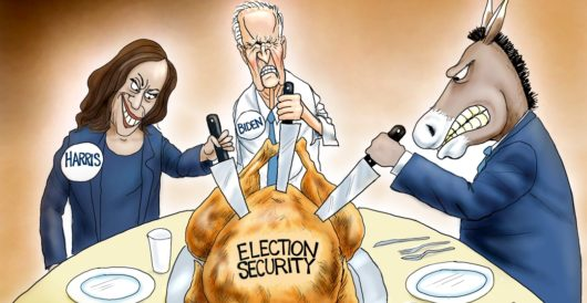 Cartoon of the Day: Fatal Attraction by A. F. Branco