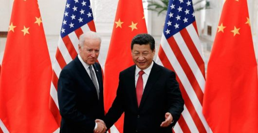 U.S. counterintel chief: Beijing targets Biden team with 'malign foreign influence' campaign by Daily Caller News Foundation