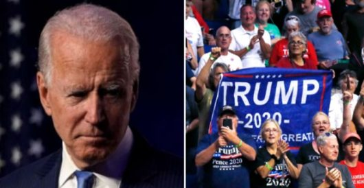 Report: Biden's team worried his inauguration will descend into a 'MAGA rally' by Rusty Weiss