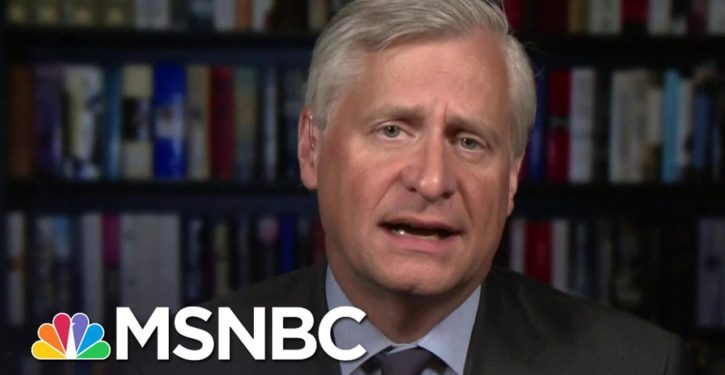 MSNBC reportedly lets Jon Meacham go for not disclosing he wrote Biden's 'victory speech'