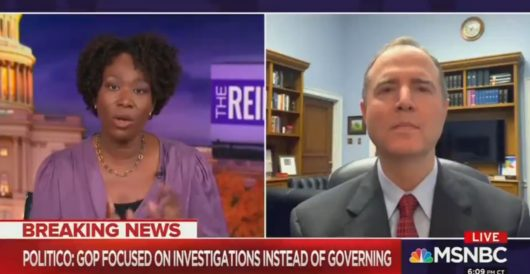 Joy Reid: 'Are we going to have sit through GOP doing investigations for next four years?' by LU Staff
