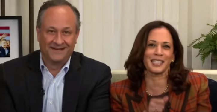 Kamala Harris's husband leaves law firm to take role in a Biden administration