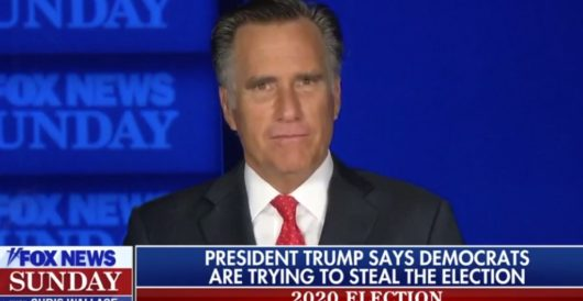 Mitt Romney: It's important for democracy that we don't allege vote fraud by J.E. Dyer