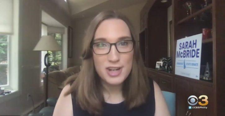 Delaware's Sarah McBride becomes first openly transgender state senator