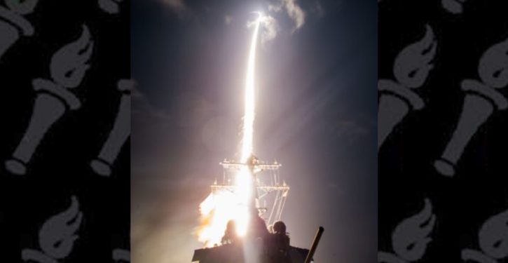 Pentagon announces successful ICBM intercept by Navy warship