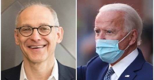 Biden coronavirus advisor Zeke Emanuel says vaccines should be given to elderly last (if at all) by Rusty Weiss