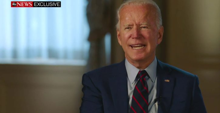 Biden, asked if he might be required to break down COVID bill: 'No one requires me to do anything'