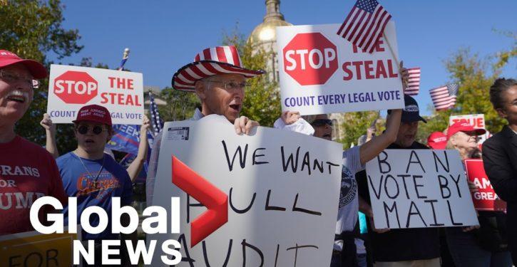 Election fraud claims in Ga. exacerbate Republican fears of Senate loss