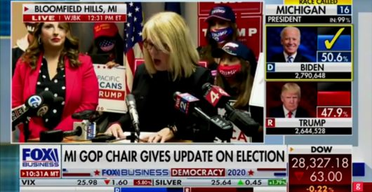 Software glitch in Mich. caused 6K-vote swing by counting Republican ballots as Democrat by Ben Bowles