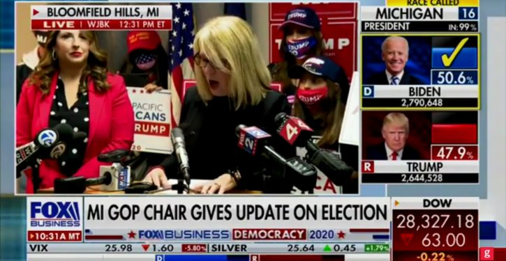 Software glitch in Mich. caused 6K-vote swing by counting Republican ballots as Democrat