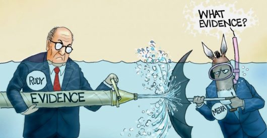Cartoon of the Day: Widespread censorship by A. F. Branco