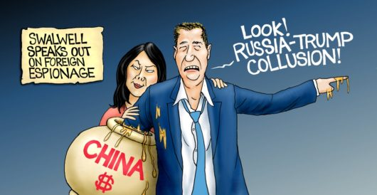 Cartoon of the Day: Shagged by A. F. Branco