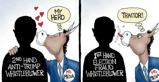 Cartoon of the Day: Friend and foe by A. F. Branco