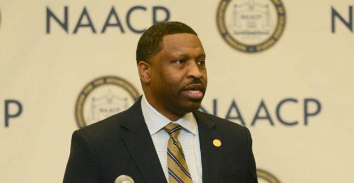NAACP files suit accusing Trump, GOP of violating KKK Act