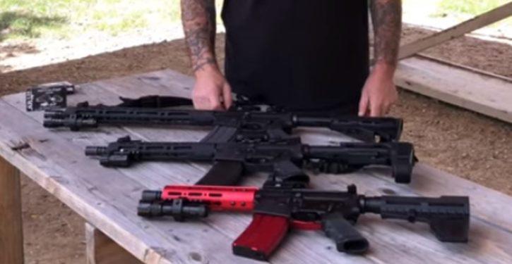 Biden admin stroking toward biggest gun registration and confiscation scheme to date