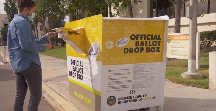 Judge dismisses GOP lawsuit to limit Ga. ballot drop box use to business hours