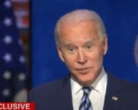 Biden: 'I'm happy to take questions, if that's what I'm supposed to do, Nance'