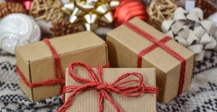 More than one million packages did not reach their destination this Christmas