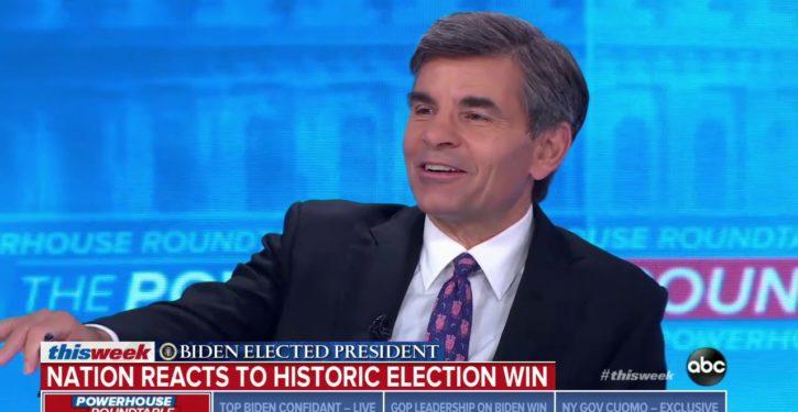 ABC's George Stephanopoulus blatantly promotes Ga. Democratic fundraising group