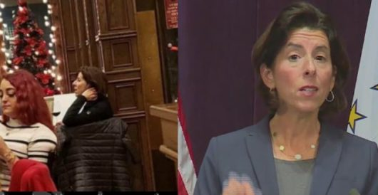 Rhode Island gov tells citizens 'stay home,' spotted days later at a wine bar by LU Staff
